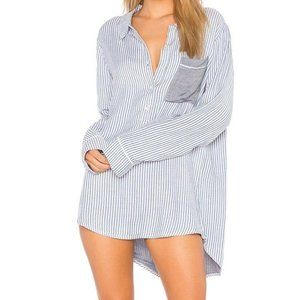 Plush | Revolve ultra soft boyfriend sleep shirt